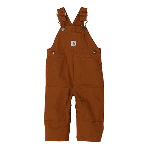 Carhartt baby-boys Bib Overall