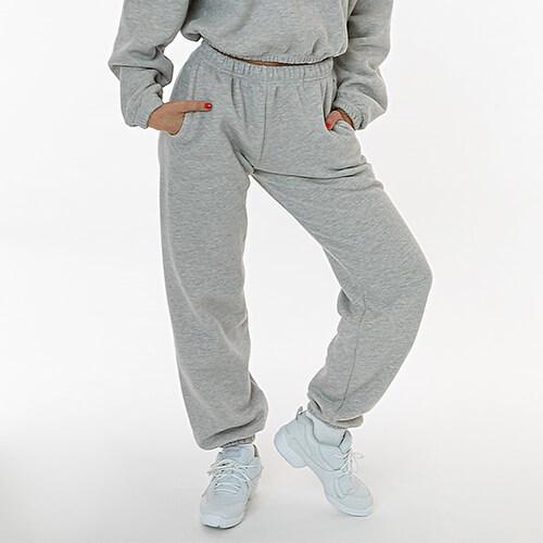 Los Angeles Apparel Cotton Fleece High Waist Sweatpants