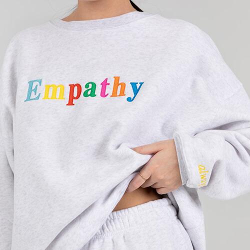 Mayfair Group Empathy Always Crewneck