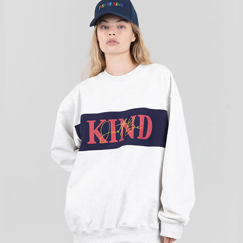 Just Be Kind Crewneck