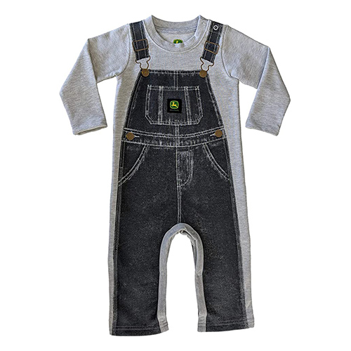John Deere Baby Boys' Coverall