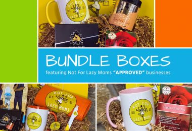 Not For Lazy Moms Bundle Boxes