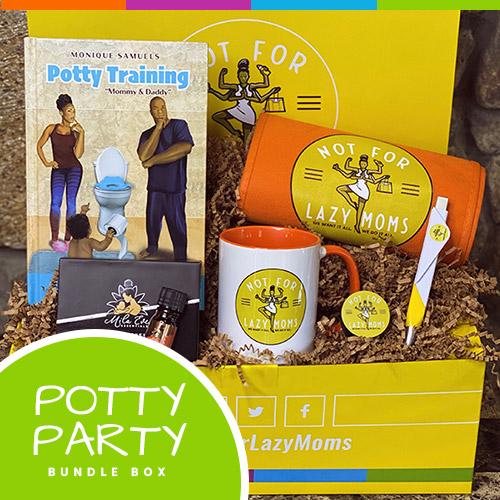 Potty Party Bundle Box