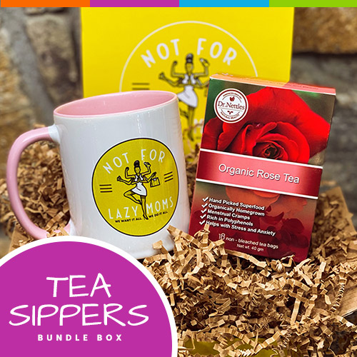 Tea Sippers Bundle Box
