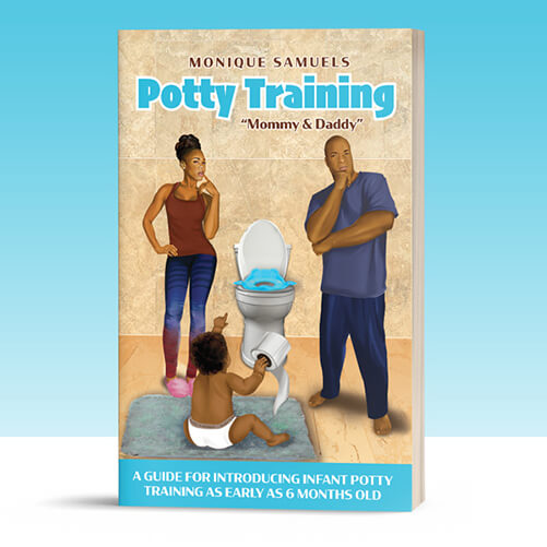 Potty Training Mommy and Daddy