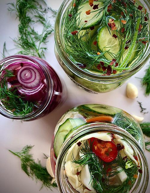 overnight-pickled-vegetable-medley