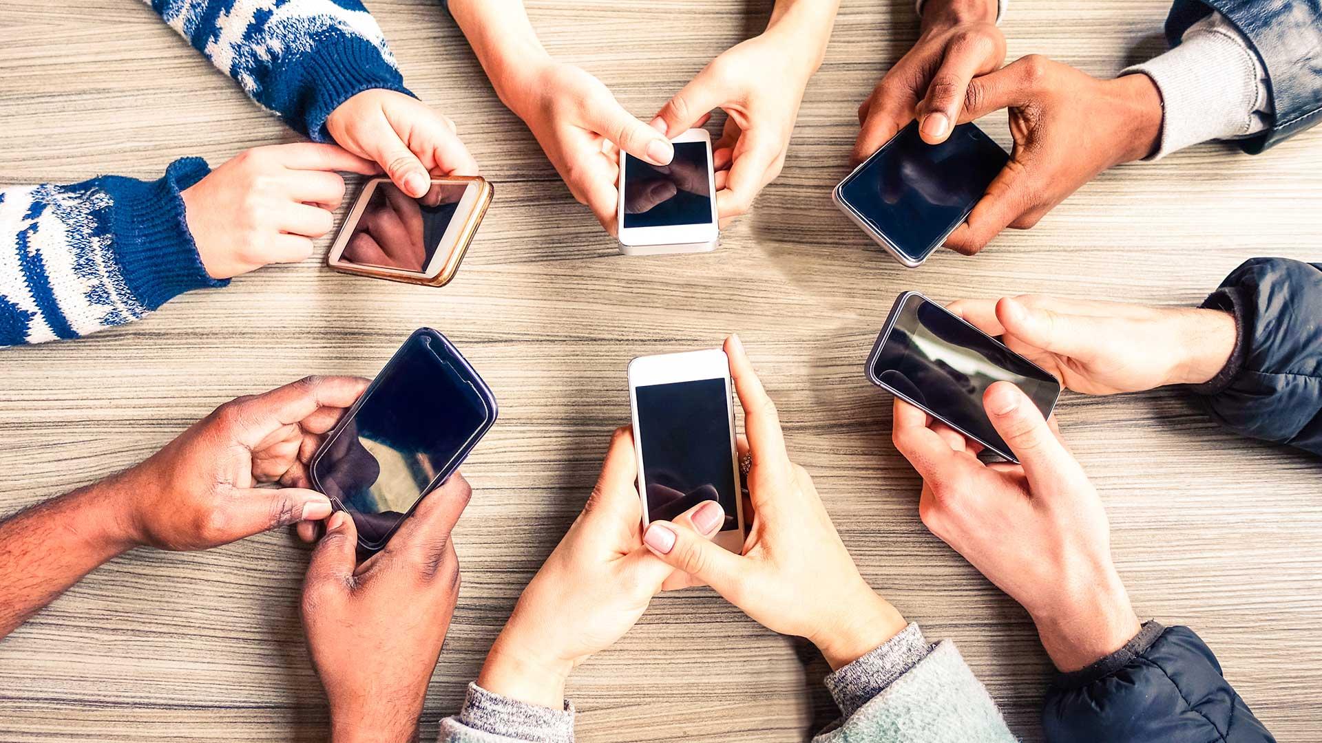 social media relationships