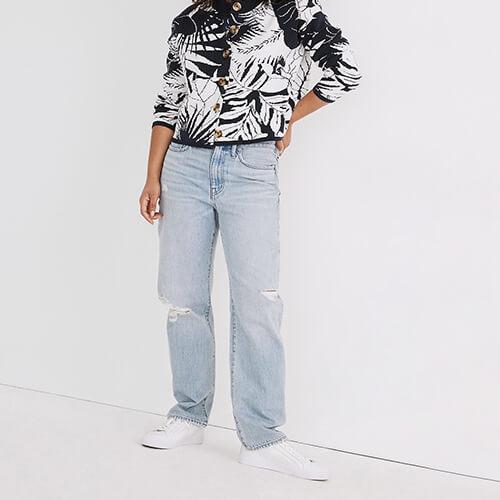 Boyfriend Jeans by Madewell