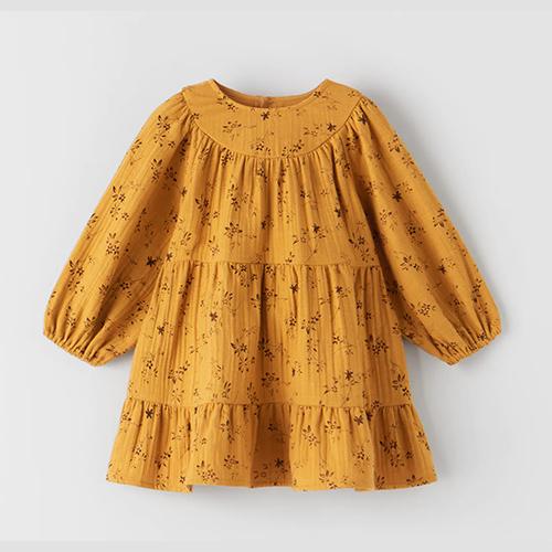 Floral Print Dress by Zara